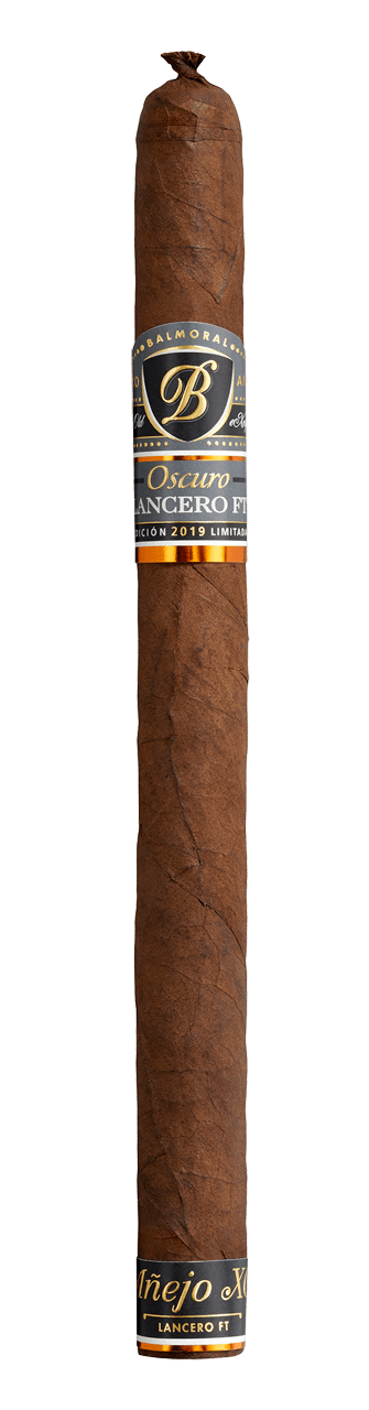 Anejo XO Oscuro Lancero FT cigar Press Release