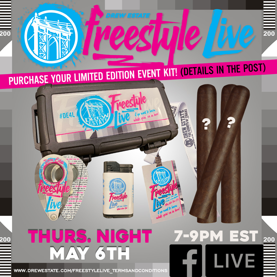 Freestyle Live May 6, 2021!